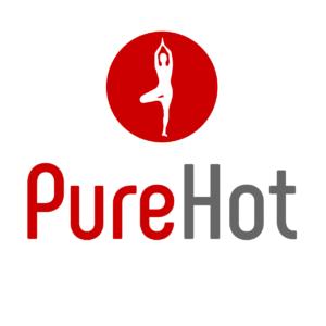 Pure Hot Yoga Logo
