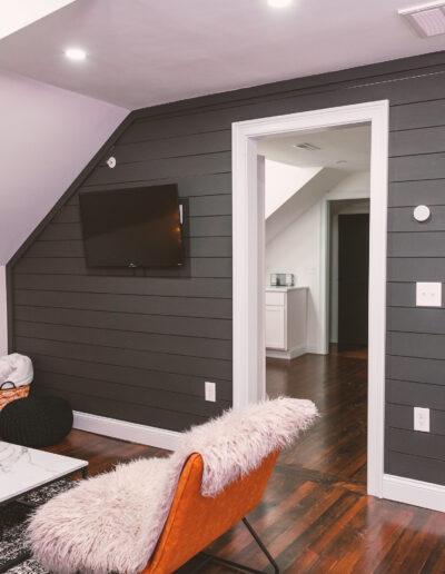 Map Bedroom Mockup
